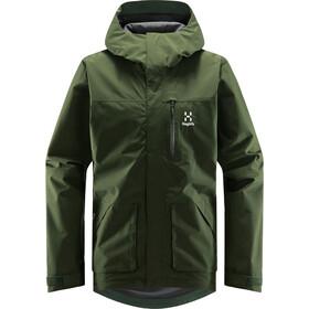 Haglöfs Vide GTX Jacket Men, zielony